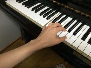 ピアノのド